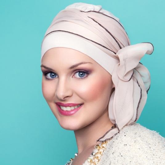 Bonnet Aurore beige
