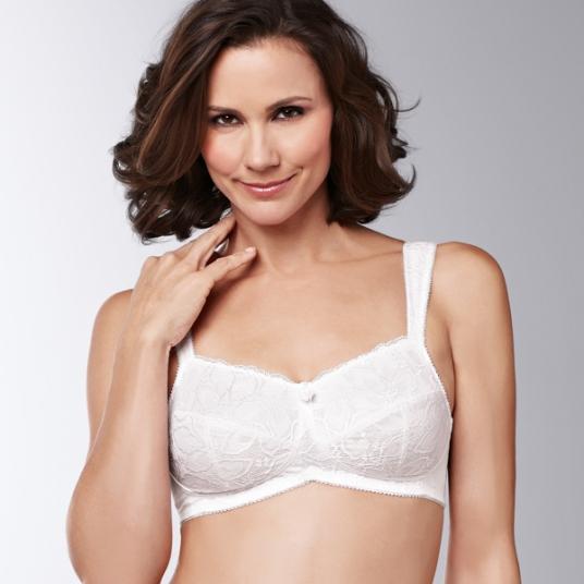 68cb3b3664ff0 AMOENA - Rebecca SB soutien-gorge sans armature blanc