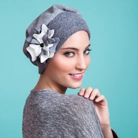 Bonnet polaire - Gris