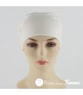 Bonnet de nuit ivoire - Amoena