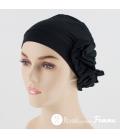 Bonnet bambou noir - Marigold - Amoena