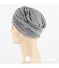 Bonnet bambou gris chiné - Daylily - Amoena