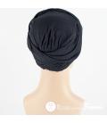 Bonnet bambou noir - Daylily - Amoena