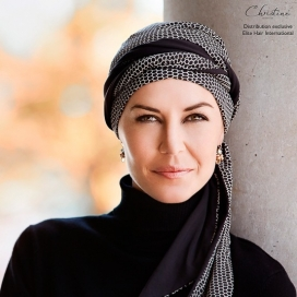Turban chimio long bambou - Monte Carlo