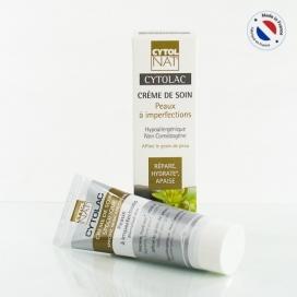 CYTOLAC, Crème de soin peaux à imperfections