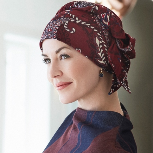 Turban chimio long bambou , Toscane
