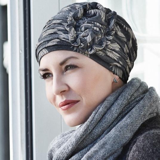 bonnet cancer bambou plume accessoire femme chimio. Black Bedroom Furniture Sets. Home Design Ideas