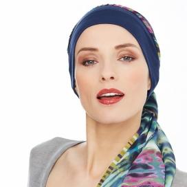 Bonnet foulard bambou - annabell marine