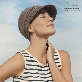 Casquette chimio SOFTSUN - Tan