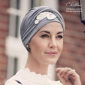 Bonnet chimio bambou - Shazam gris perle