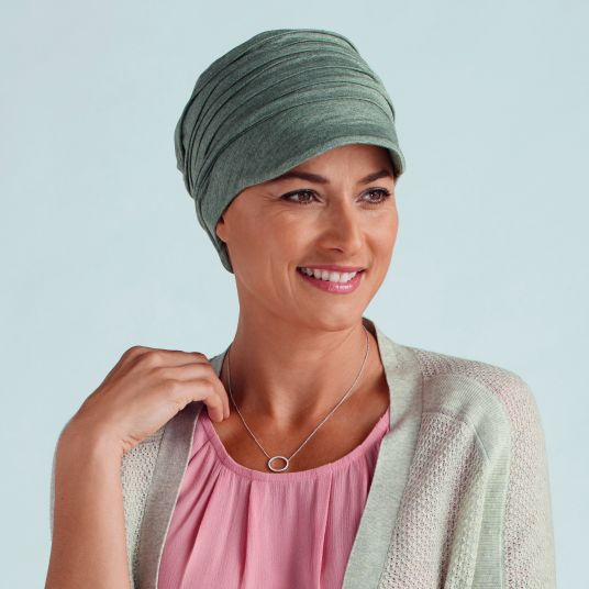 Casquette bambou gris - Tigerlily - Amoena