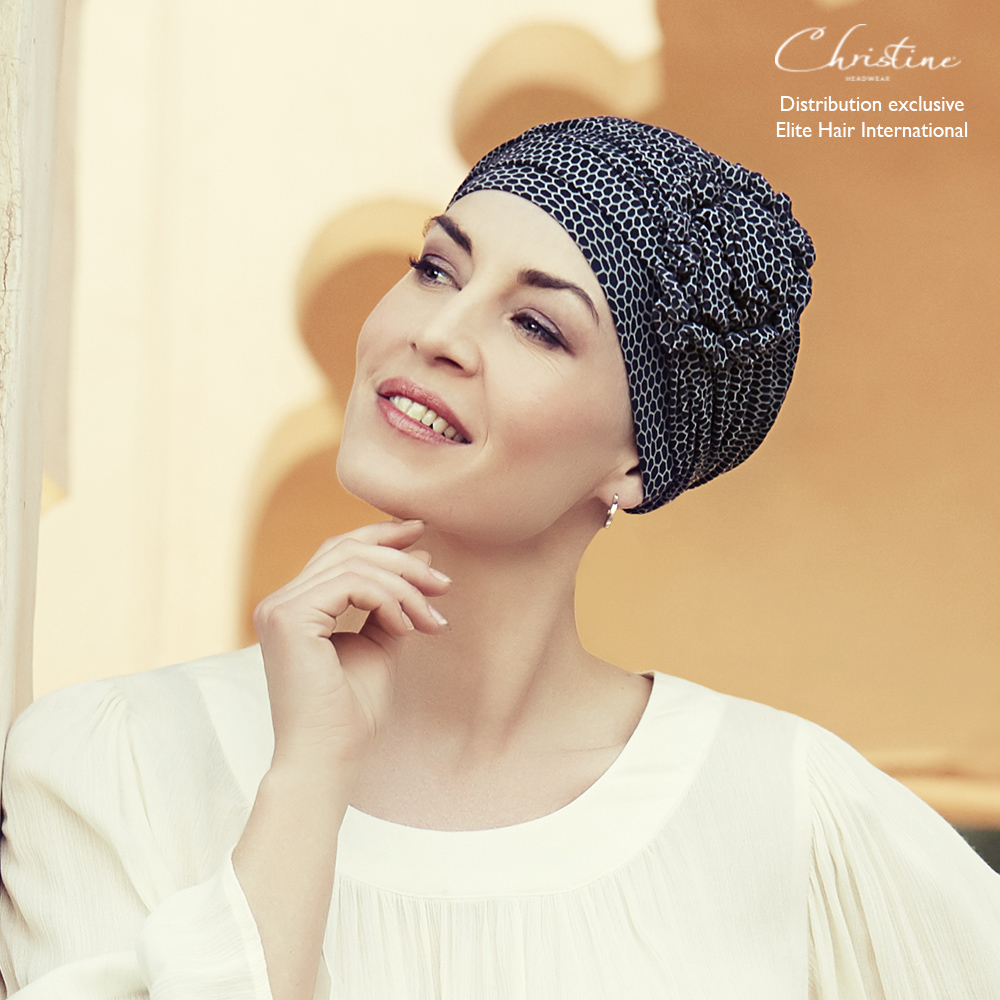 74b3bf904c09 Turban chimio bordeaux, Coton et soie. Un grand choix de couleur