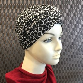 Bonnet Lycra Coton - bonnet Panthere