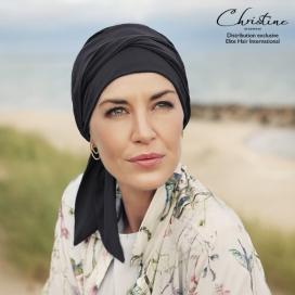 Bonnet turban chimio NAOS - Onyx