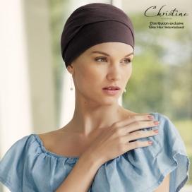 Bonnet chimio - Collection VIVA : Calin Raisin
