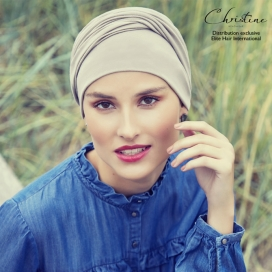 Bonnet chimio - Collection VIVA : Calin Vintage