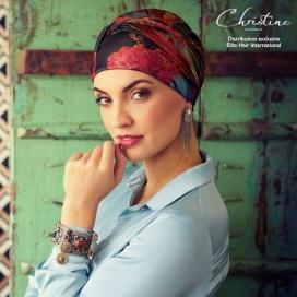 Bonnet chimio - Collection BOHO SHALIMAR
