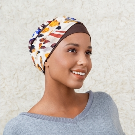 bonnet chimio collection Madeleine en Bambou