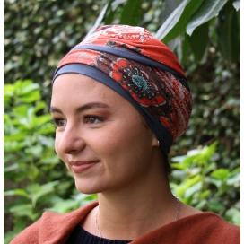 bonnet chimio bambou NADIA - BOHEME