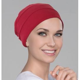 Bonnet Lycra Coton - bonnet Rouge