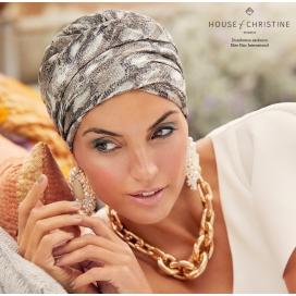 Bonnet chimio - Collection BOHO AMAZONIE
