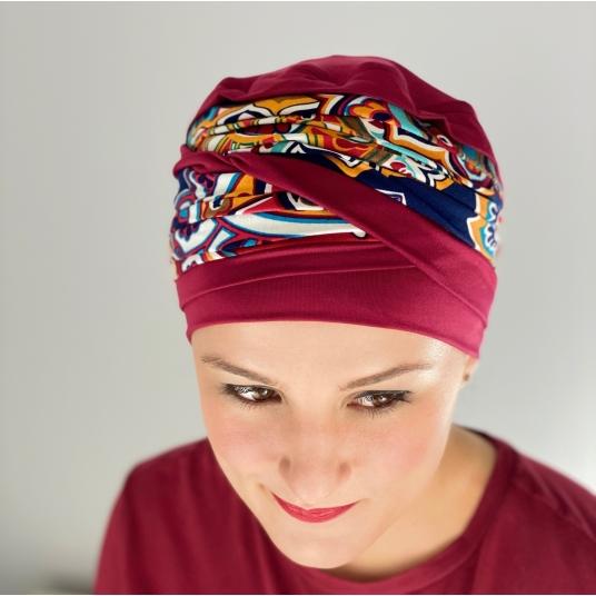 Bonnet chimio Bambou - Doris AMBIANCE