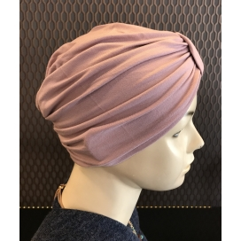 Bonnet Lycra Coton - bonnet rose douceur