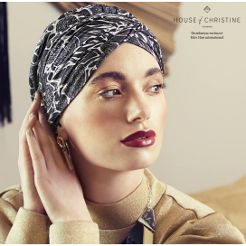 Bonnet chimio - Collection BOHO SOPRANO