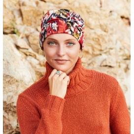 bonnet chimio CAP ANNA ROUGE
