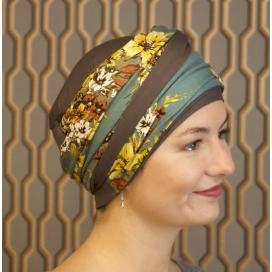 bonnet chimio bambou NADIA - AUTOMNE