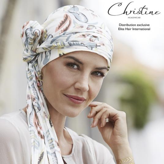 06e348960ff0 Turban chimio coton froissé - Rose comme Femme