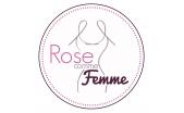 Rose comme Femme